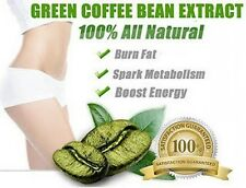 *NEW* Green Coffee Bean Diet Extract Burn Fat Lose Weight BUY 1 GET 1 FREE!!