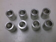 "8 Big Dog #2442-1 Aluminum Wheel Spacers Adaptable to Choppers with 3/4"" Axles"