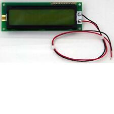 Unitec SA1811 Wash Select II main display LCD, car wash, remanufactured