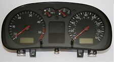 VW GOLF MK4 1.9 TDI 160 MPH SPEEDO CLOCKS CLUSTER UNIT MOTOMETER 1J0 920 926 C