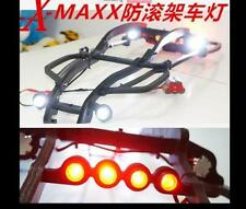 Roll Cage Tail/Top Led light/side lamp/headlamp-Traxxas X-MAXX 1/5 Monster Truck