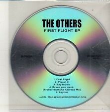 (CU705) The Others, First Flight EP - DJ CD