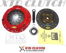 XTD STAGE 1 HD CLUTCH KIT 2002-2006 ACURA RSX BASE L 02-05 CIVIC Si 2.0L 5SPD