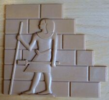 REPLACEMENT PLAYMOBIL # 4240 EGYPTIAN PYRAMID PHARAOH Large Wall Piece