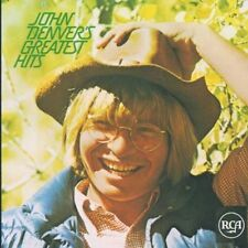 CD Album John Denver Greatest Hits (TakeMe Home, Country Road) 80`s RCA