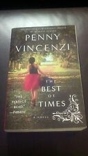 The Best of Times by Penny Vincenzi * BRAND NEW MINT PREMIUM SOFTCOVER *