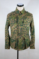 WWII German Elite DOT 44 camo M43 field tunic M