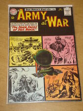 OUR ARMY AT WAR #127 FN- (5.5) 2ND ALL SGT ROCK ISSUE DC COMICS FEBRUARY 1963 **