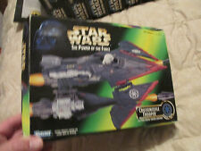 "1996 Star Wars  ""The Power of the Force""  CRUISEMISSILE TROOPER   w/Launchers"