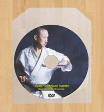 Learn Shotokan Karate Martial Arts Techniques MMA Mixed Training DVD Disc Guide