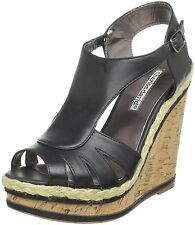 New Charles David Women's Granite Wedge Sandal  sandals shoes size 7  $135