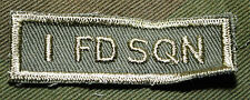 CANADIAN ARMY COMBAT TAB UNIT BADGE ENGINEER INSIGNIA 1 FD SQN BUY 1 GET 1 FREE
