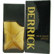 Derrick Black by Orlane EDT Spray 3.4 oz