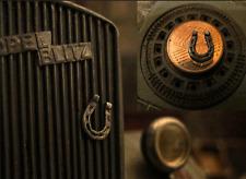 Hufeisen Kühler Figur Tuck LKW Opel Blitz Kit Deko Zubehör WWII RC 1/16 1/14
