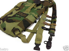 Coyote Brown Hydration Pack Drink Tube Lanyard Clip for multicam pack, camelbak