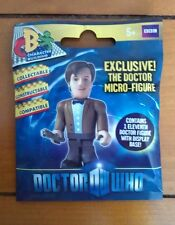 Doctor Who Micro-Figures (11th Doctor/Matt Smith) by Character Building - NEW