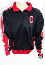 AC Milan Jacket Medium Football Club Soccer New M Black