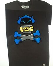 Brand New Johnny Cupcakes Batman Crossbones Cave Dweller 3X XXL