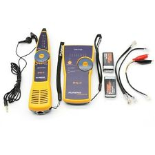 CABLE WIRE FINDER TONE TRACER PROBE TRACKER NETWORK TESTER TRACER+ 9V Battery UK