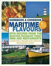 Maritime Flavours: Guidebook and Cookbook-ExLibrary