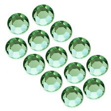 Strasssteine CRYSTAL ss3 MINI ca 1,35 mm Nailart  Kristalle 200 stück Peridot