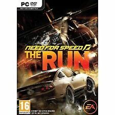 PC computer gioco Need for Speed-The Run-AUTO CORSA NUOVO