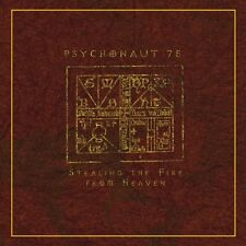 PSYCHONAUT stealing the fire from heaven CD (VALEFOR Sideprojekt)