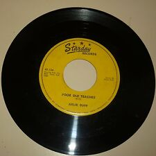 COUNTRY 45 RPM RECORD - ARLIE DUFF - STARDAY 104