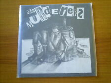 THE MURDERERS No more rules EP Fast US HARCORE PUNK HAVOC WHITE VINYL
