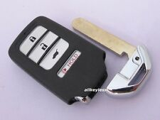 HONDA CR-V smart key keyless entry remote fob transmitter clicker + BLANK KEY