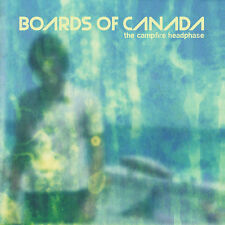 BOARDS OF CANADA THE CAMPFIRE HEADPHASE NEW SEALED VINYL 2LP REISSUE IN STOCK