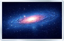 STARS GALAXY SPACE ASTRONOMY FRIDGE MAGNET IMAN NEVERA