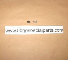 MINARELLI P6-K6- MR6/4  N.2 RULLI FRIZIONE D.5X11,8m