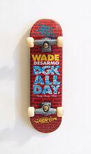 DGK Wade Desarmo Tech deck, 96mm Fingerboard. DGK Skateboards