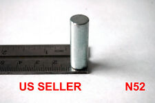 N52 Zinc Plated 10x30mm Strongest Neodymium Rare-Earth Cylinder Magnets
