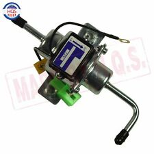 12V Universal Diesel Inline Low Pressure Electric Fuel Pump 1/4 tubing 3-5 PSI
