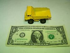 Matchbox / Lesney - Diecast Faun Cat Dump Truck #58 - Loose - 1976