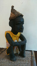 old African statue. ancienne Statue africaine DOGON MALI