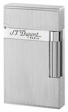 S.T. Dupont Ligne 2, Palladium Brushed Finishes, 16404 (016404), New In Box