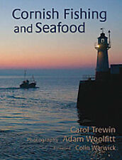 Cornish Fishing and Seafood,VERYGOOD Book