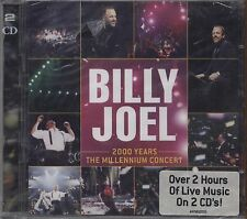 BILLY JOEL - 2000 years - The millennium concert - 2 CD 2000 SEALED