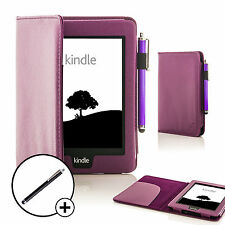 Pelle Viola Smart Custodia Cover per Amazon Kindle Paperwhite 2015 + Stilo