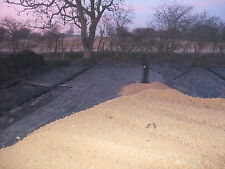 WOVEN GEOTEXTILE  MEMBRANE WEED CONTROLL / EQUESTRIAN 4.5MX100M  ROLL