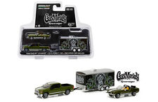Greenlight Ford F150 2015 w/ Shelby GT500KR 1968 Gas Monkey Garage 1/64 31010