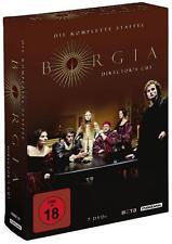 Borgia - Staffel 1 (FSK 18) (2011) - FSK18 DVD
