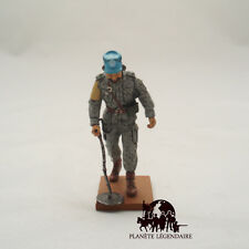Figurine Collection Del Prado soldat plomb DEMINEUR UNEF 1979 POLOGNE