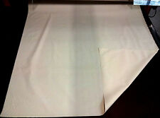 "NATURAL COTTON CANVAS DUCK 8 oz FABRIC - 60"" W  *****MADE IN USA*****"