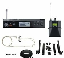Shure P3TRA215CL G20 PSM300 IEM Wireless In-Ear Monitor System w/ SE215-CL