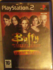 PS2: Buffy, The Vampire Slayer, Chaos Bleeds. Original. Completo