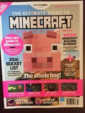 Ultimate Guide Minecraft Whole Hog Building Blowout Feb/Mar 2016 FREE SHIPPING